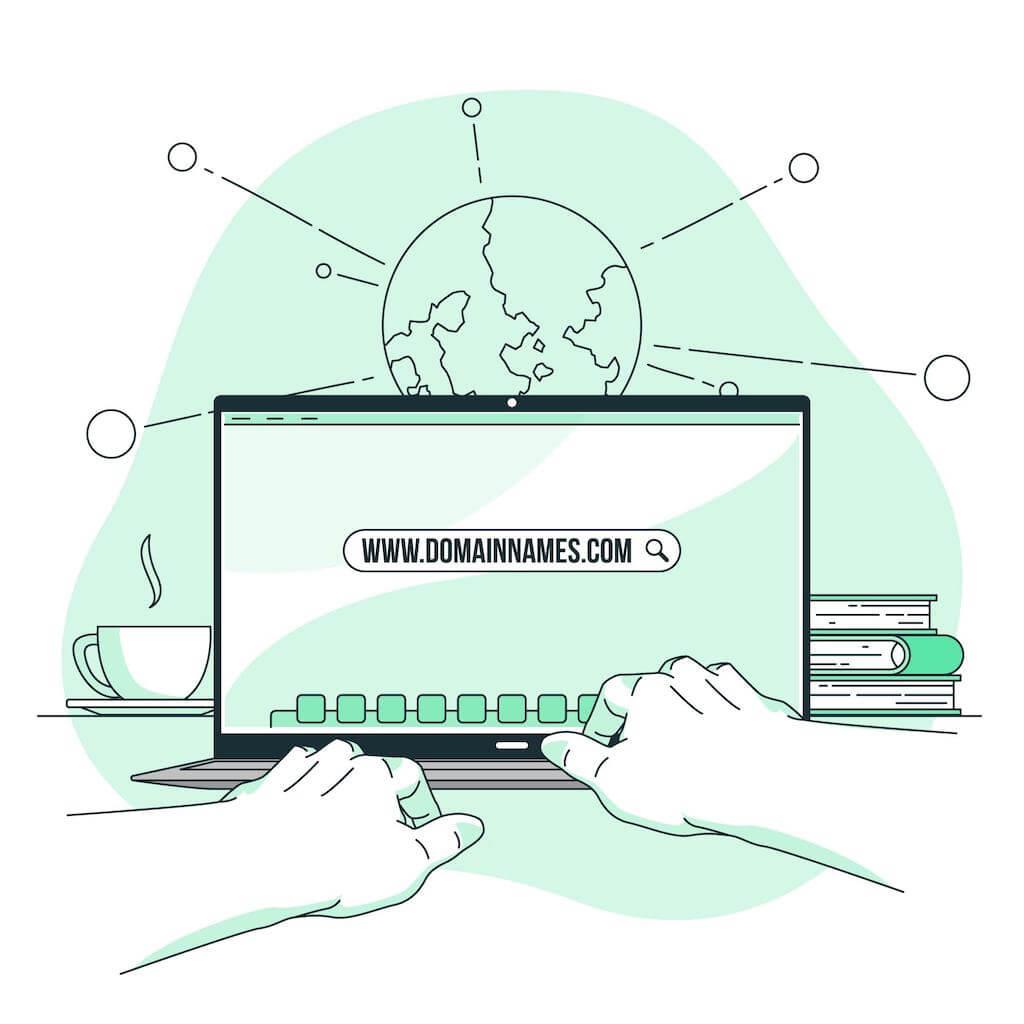 domain és tárhely